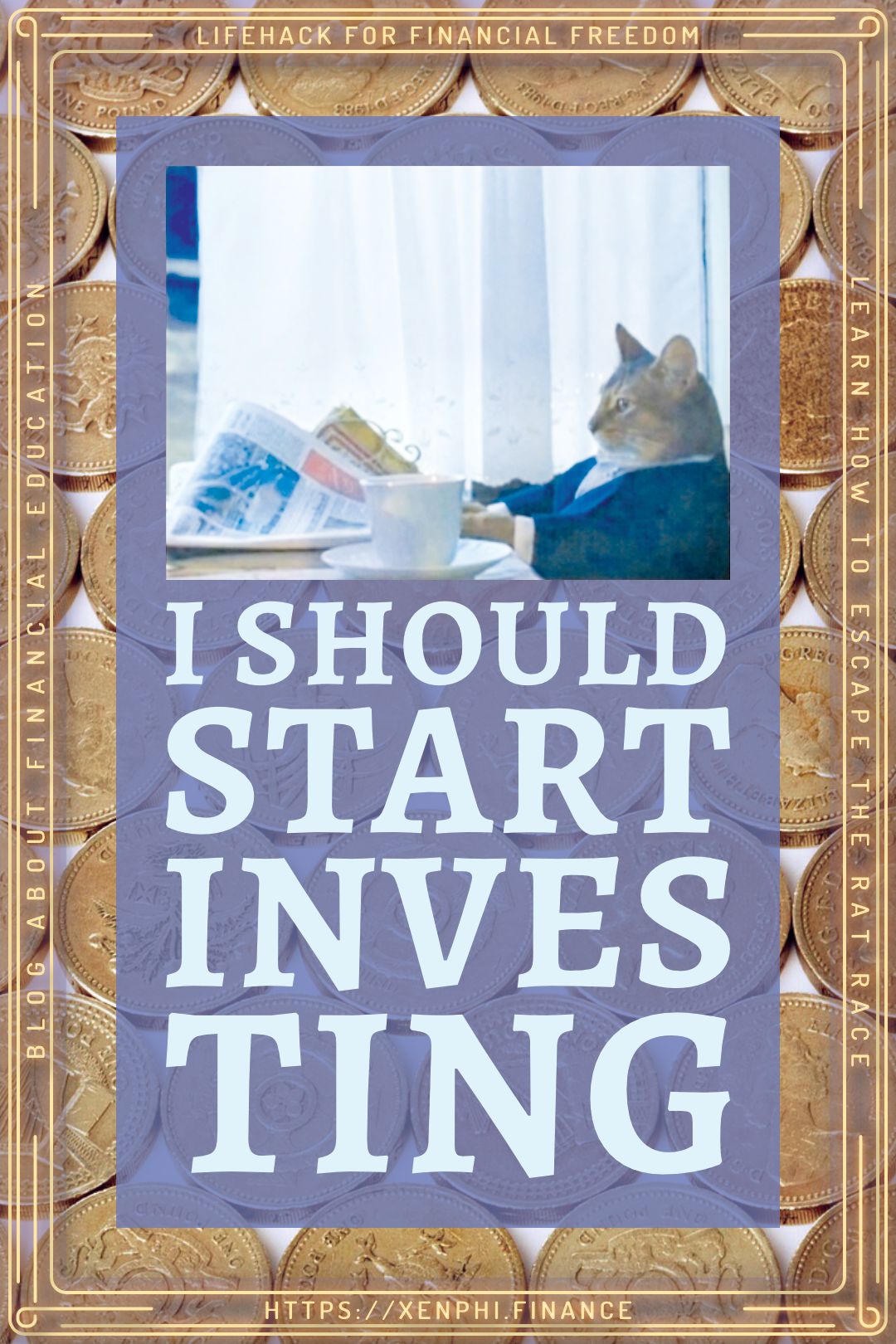 Read more about the article I Should Start Investing…