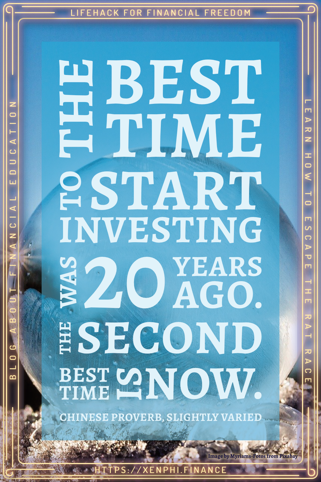You are currently viewing The Best Time to Start Investing…